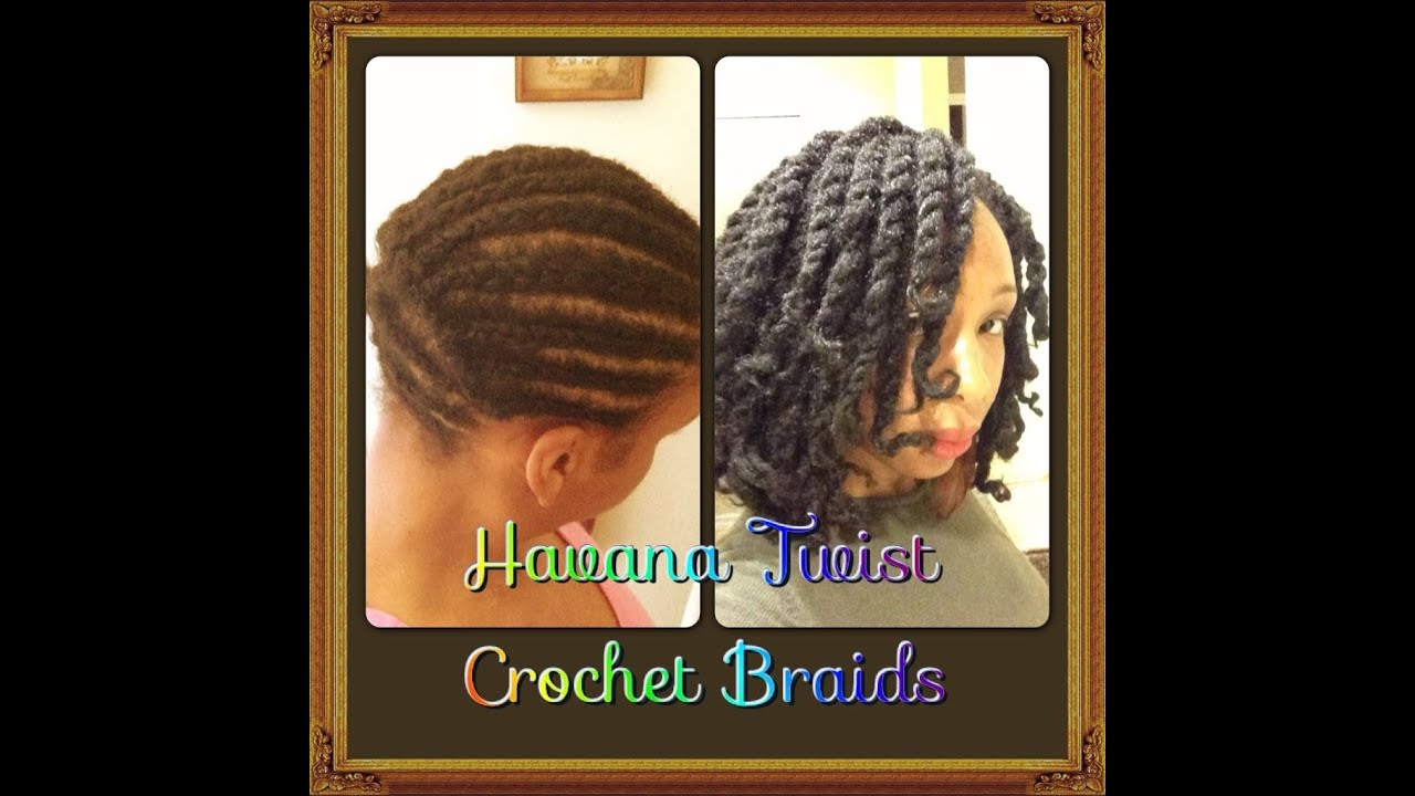 Havana Marley Twists  Crochet Braids Tutorial  YouTube Crochet Twist For Kids