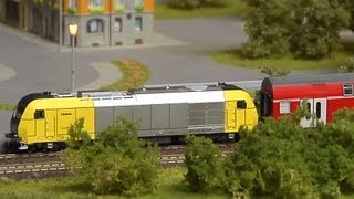 Spur TT Modelleisenbahn der Modellbahn Wiehe