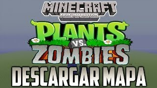 Minecraft Xbox 360 PLANTAS VS ZOMBIES 360 Descargar