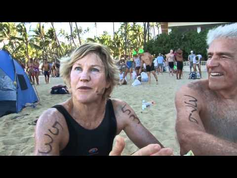 Betty Ann Barnet - 2011 Waikiki Rough Water Swim