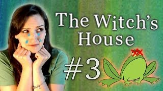 The Witch's House Walkthrough: Part 3 - Froggy NOOOOO!!