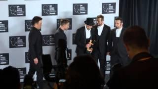 NSYNC VMA 2013