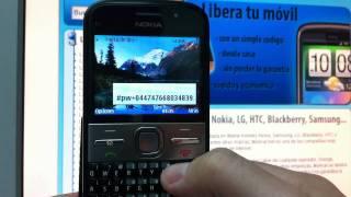 Liberar Nokia E5, Desbloquear Nokia E5 De Vodafone
