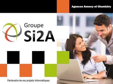 Présentation du Groupe Si2A, Formations et Prestations Informatiques