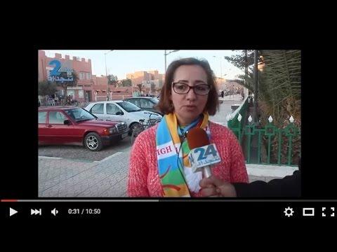 """""""فيديو"""" تنجداد24 تستقي شهادات لفعاليات نسائية بمناسبة اليوم العالمي للمرأة"""