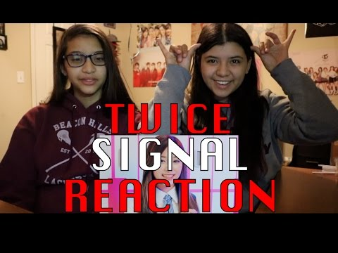 youtube video TWICE(트와이스)  SIGNAL  MV REACTION!!! to 3GP conversion