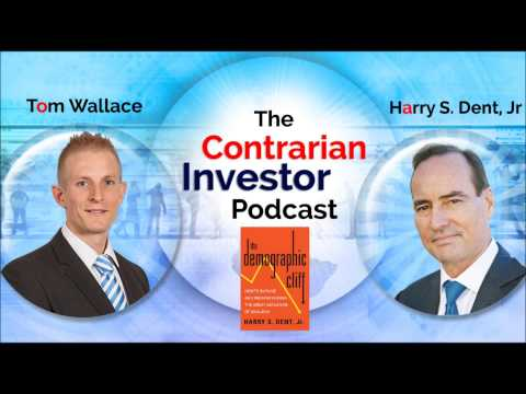 Harry Dent: 2014 Stockmarket Crash, Real estate bubble bursts!