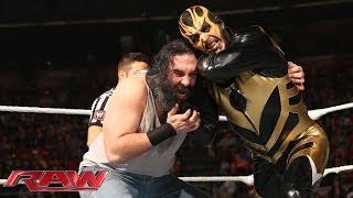 Daniel Bryan, Cody Rhodes & Goldust Vs. The Wyatt Family
