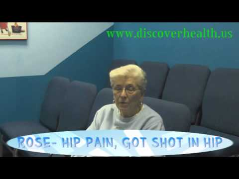 Rose- Hip Pain, Got Shot in Hip