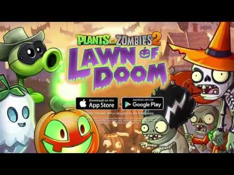 Plants vs zombies halloween edition game plants vs zombies halloween edition toneelgroepblik Image collections