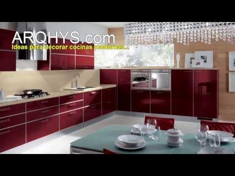 Cocinas modernas: Ideas, fotos, consejos, tendencias, decoracion y mas.
