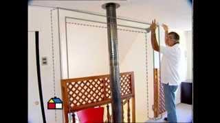 Cómo reparar grietas y puertas descuadradas
