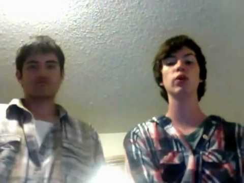 Big Time Rush-Cover girl (cover)-James Wannan and Owen Hadley-Green