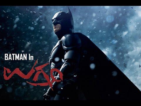 Ugramm Trailer - Dark Knight Trilogy Version