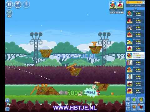 Angry Birds Friends Tournament Week 93 Level 5 high score 139k (tournament 5)