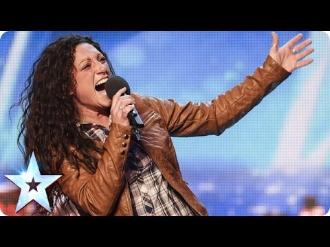 Eva Iglesias sings Natural Woman | Britain's Got Talent 2014