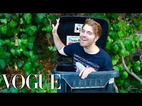 73 Questions With Shane Dawson  Vogue Parody