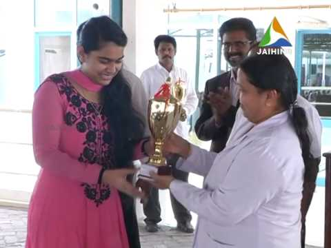 PLUS 2 WINNERS, ABUDHABI, Middle East Edition News, 14.05.2014, Jaihind TV