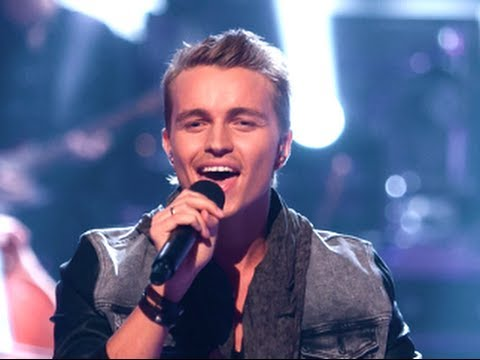 Don't You Worry Child - Audun Rensel - The Voice Norge / Norway 2013 (HD)