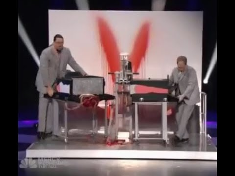 Cutting A Women in Two - Magic  Revealed 3XE.flv