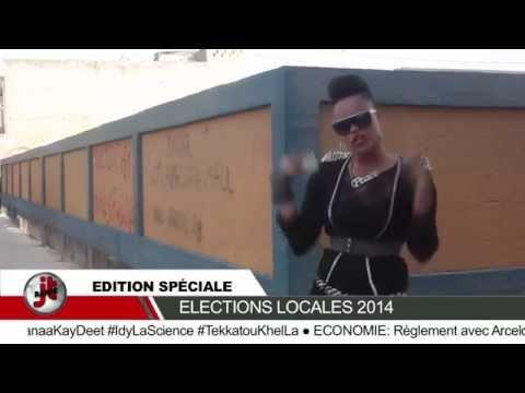 Journal Rappé EP 12 Saison 2 : Edition spéciale ELECTION LOCALES