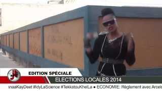 Journal Rappé EP 12 Saison 2 : Edition spéciale élections locales