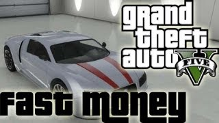 ★ GTA 5 Fastest Money In The Game! 100k Every Minute