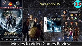 Movies To Video Games Review- Percy Jackson & The