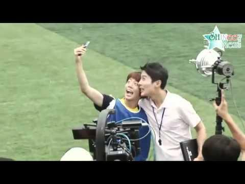 TTBY - Lee Hyun Woo Jugando fútbol - Subtítulos en Español