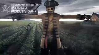 Campanha contra pirataria