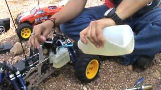 Breaking In Nitro Engines Made Easy