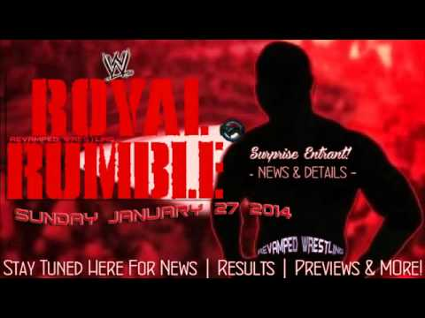 WWE ROYAL RUMBLE January 26 2014   WWE ROYAL RUMBLE 1 26 14   SHEAMUS RETURNS & MORE ENTRANTS NEWS