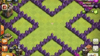 Clash Of Clans Best 5 TH7 Farming Bases!!!!!