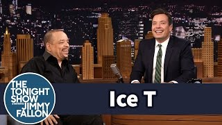 Ice T ReVoices ScoobyDoo, Dora & G.I. Joe Cartoons