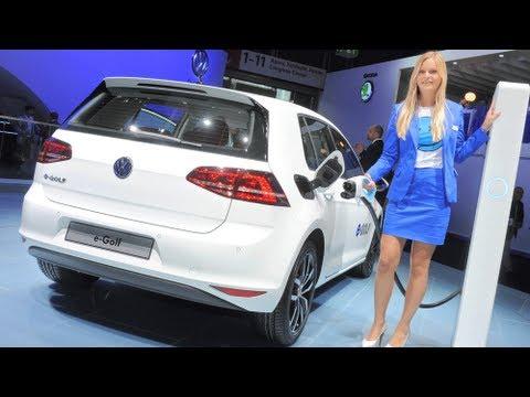 Volkswagen präsentiert in Frankfurt drei Weltpremieren
