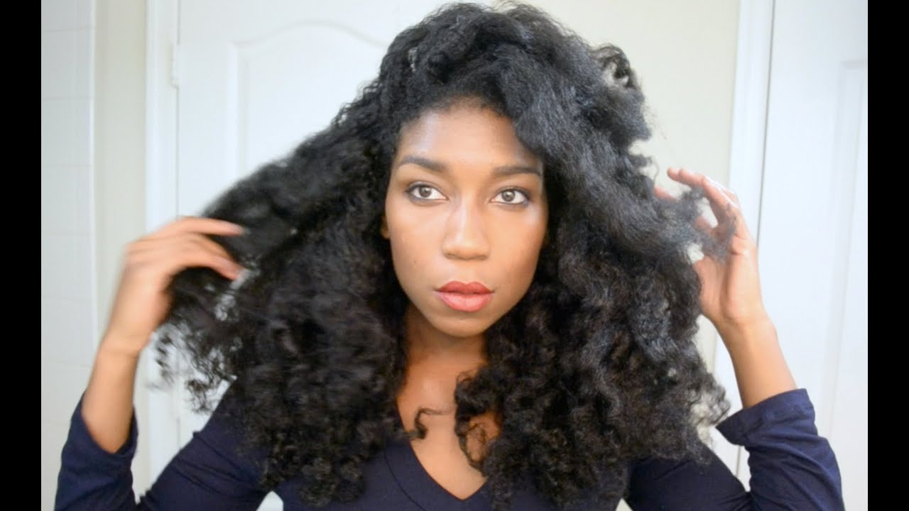 How Long To Pre Poo Natural Hair