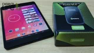 ZTE S8Q + MF60 Pocket Wi-Fi Unboxing