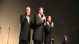 Triumphant Quartet Sings Love Came Calling