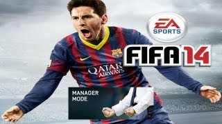 FIFA 14 By EA SPORTS Universal HD (Manager Mode