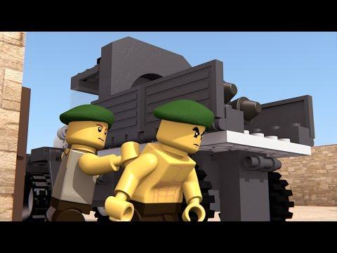 Lego - Vojnoví zajatci
