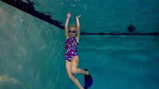 Deep Pool 18 feet