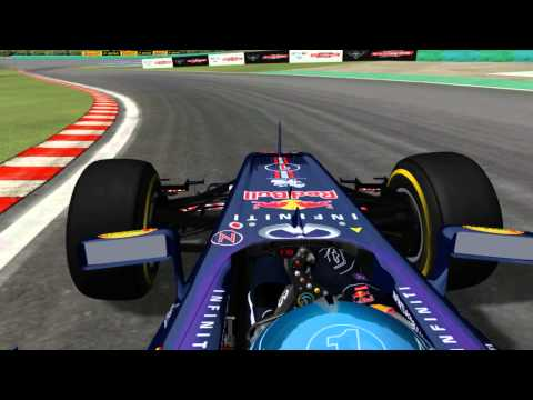 [F1 VFR 2014] Red Bull new engine sounds