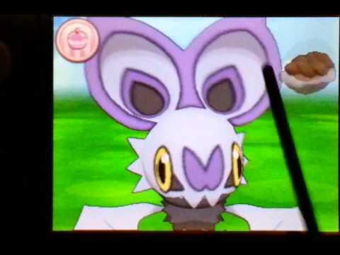 Pokémon Amie 714 Noibat