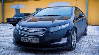 Отрыв от батареи! Электромобили и как они устроены! Chevrolet Volt, Fiat500e . Ярослав Ефремов