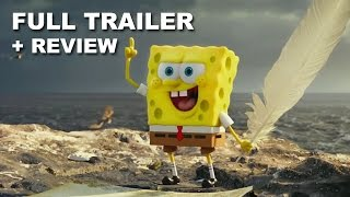 The SpongeBob Movie 2 2015 International Trailer + Trailer