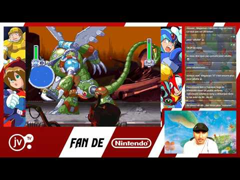 [NintendoFAN#80] TEST Megaman X Collection 1 et 2