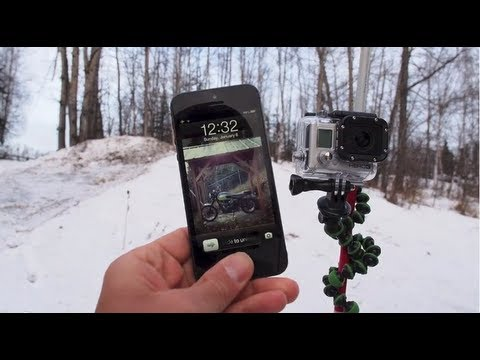 GoPro Hero 3 Wifi Range Test With Smartphone App