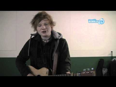 CBTV:UK - ED SHEERAN - WAKE ME UP (Acoustic)