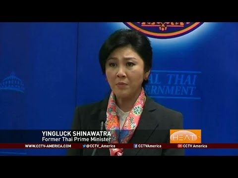 Thai PM Yingluck Shinawatra Ousted