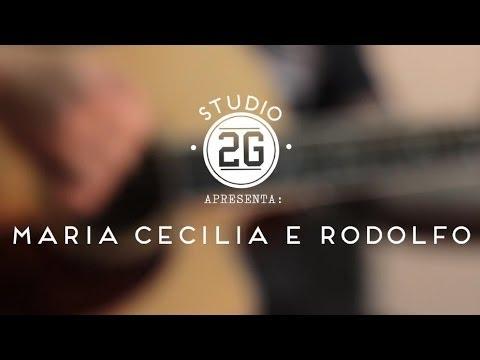 Maria Cecilia e Rodolfo - Nunca mais me deixe (versão acústica) Studio 2G na PlayTV